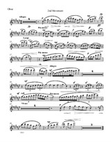 Suite For Oboe & Piano - 2nd Movement